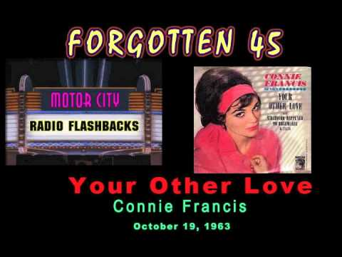 Connie Francis - Your Other Love - 1963