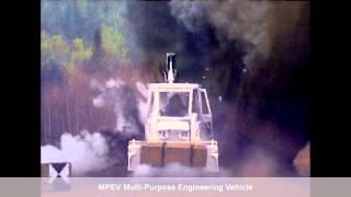 MPEV Multi-Purpose Engineering Vehicle