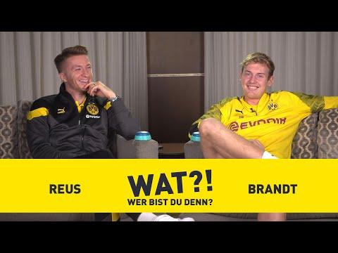 Who am I? | BVB-Challenge with Marco Reus & Julian Brandt