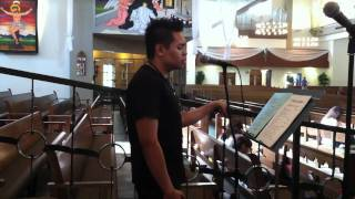 Jayson Isiderio - Great Light of the World (Cover)