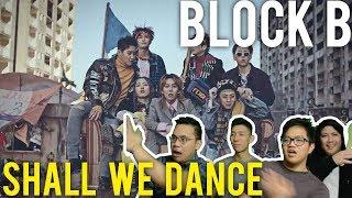 "Video HEY BLOCK B ""SHALL WE DANCE""? (MV Reaction) download MP3, 3GP, MP4, WEBM, AVI, FLV Juli 2018"