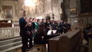 Choeur Adleisia - White Winter Hymnal (arr. Alan Billingsley - by Robin Peckfold)