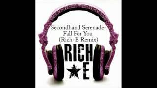 Video Secondhand Serenade- Fall For You (Rich-E Remix) (HQ) download MP3, 3GP, MP4, WEBM, AVI, FLV November 2018
