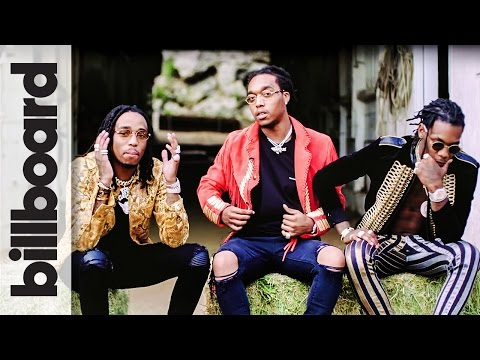 Migos Cover Shoot Interview: Bringing Trap to Culture | Bill