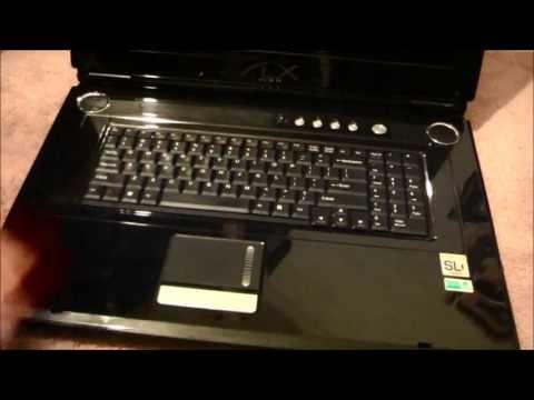 Rare Alienware Aurora mALX - R1 laptop review