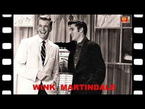 WINK MARTINDALE  Loves Got Me Thinkin 1957