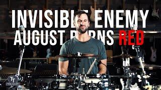 August Burns Red   Invisible Enemy (Matt Greiner Drum Playthrough)