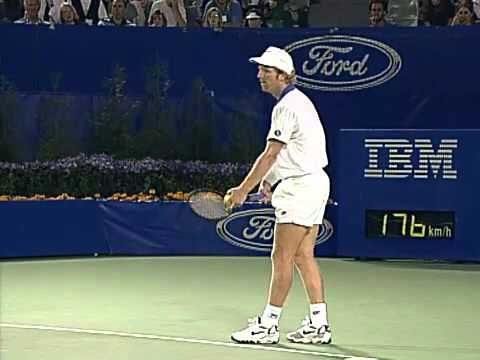 ATP 1995 Australian Open Sampras vs Courier