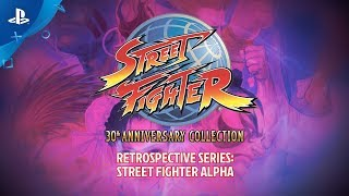 Street Fighter 30th Anniversary Collection - Retrospective Series: Street Fighter Alpha | PS4