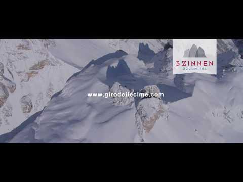 Giro delle Cime - wielka narciarska karuzela