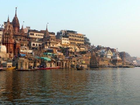 India Varanasi Ganga
