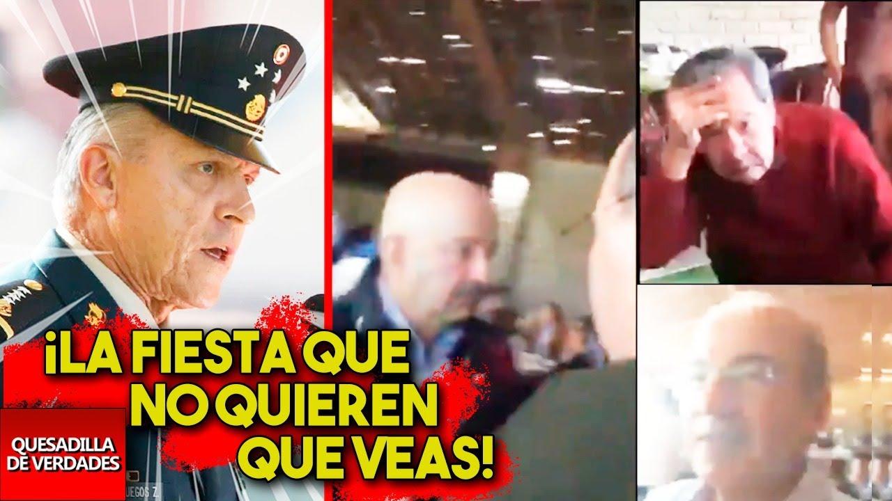 ¡ATENCIÓN MÉXICO: ACABA SALIR ESTE VIDEO DE FIESTA DE CIENFUEGOS SALINAS, CEVALLOS DE ÚLTIMA HORA!