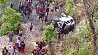 Death  Jeep Accident during the race