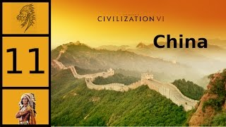 Civ 6 - China #11 - First Missionary
