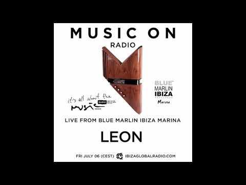 Leon - Live From Blue Marlin Ibiza Marina - 06-07-18