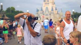Into the Magic Project - Walt Disney World