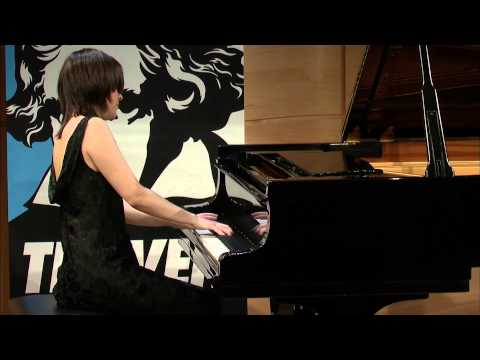 Beethoven Piano Sonata No  2 in A Major, Op  2, No  2 performed by Daria Rabotkina