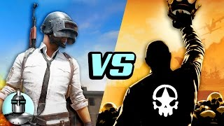 PUBG vs. H1Z1 - What's the difference? | The Leaderboard