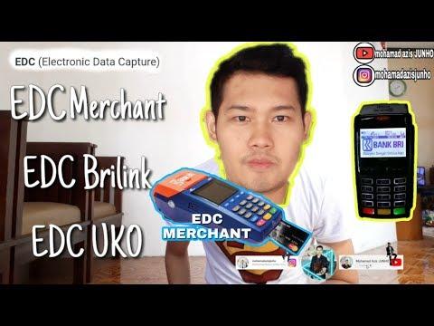 Mengenal Mesin EDC Merchant, EDC Brilink, dan EDC UKO Bank BRI