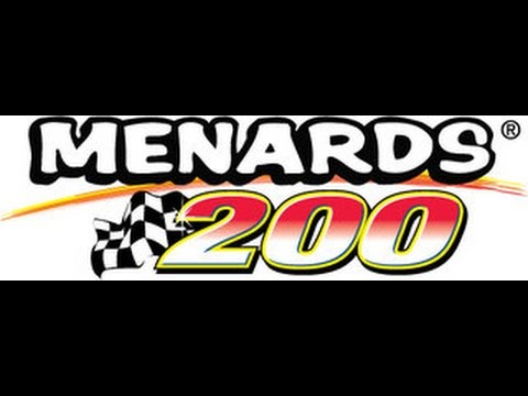 2016 menards 200 nascar xfinity series michigan youtube. Black Bedroom Furniture Sets. Home Design Ideas