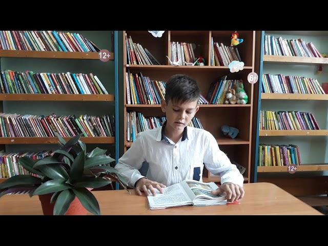 Изображение предпросмотра прочтения – КириллКузьмин читает отрывок изпроизведения «Спасское-Лутовиново» И.С.Тургенева