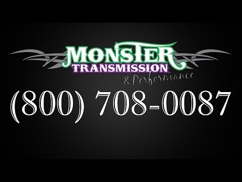 Brian's 95 Full Size Chevy Blazer | Monster Transmission Review