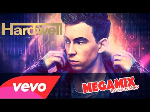 HARDWELL (Megamix) Mix 2012-2015 Best of Hardwell