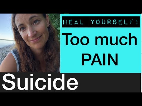 When suicide is your best option