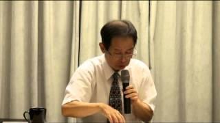 主持人:陳秀麗無穹藝術中心董事長介紹李南衡老師主題: 從台灣人的性格...