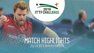 Никита Артеменко vs Xie Congfan | Belarus Open 2019