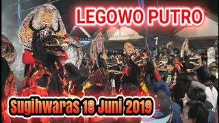 Gambar cover Simo barong galak - Legowo putro live sugihwaras prambon nganjuk