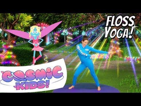 Fairy Floss A Cosmic Kids Yoga Adventure Youtube