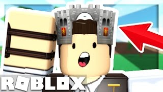 HOW TO GET THE CROWN OF THE STONE KING | ROBLOX Heroes