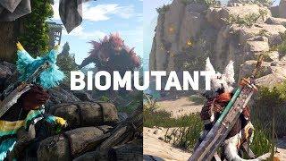 Biomutant. Первый взгляд
