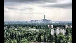 Чернобыль, Припять - города призраки...