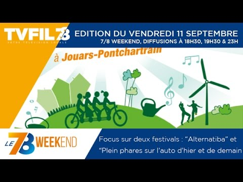 Le 7/8 Weekend – Emission du vendredi 11 septembre 2015