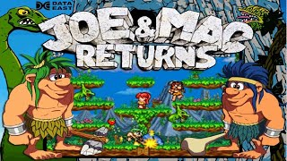 Walkthrough Arcade : Joe & Mac Returns (Feat Mr Freeman)