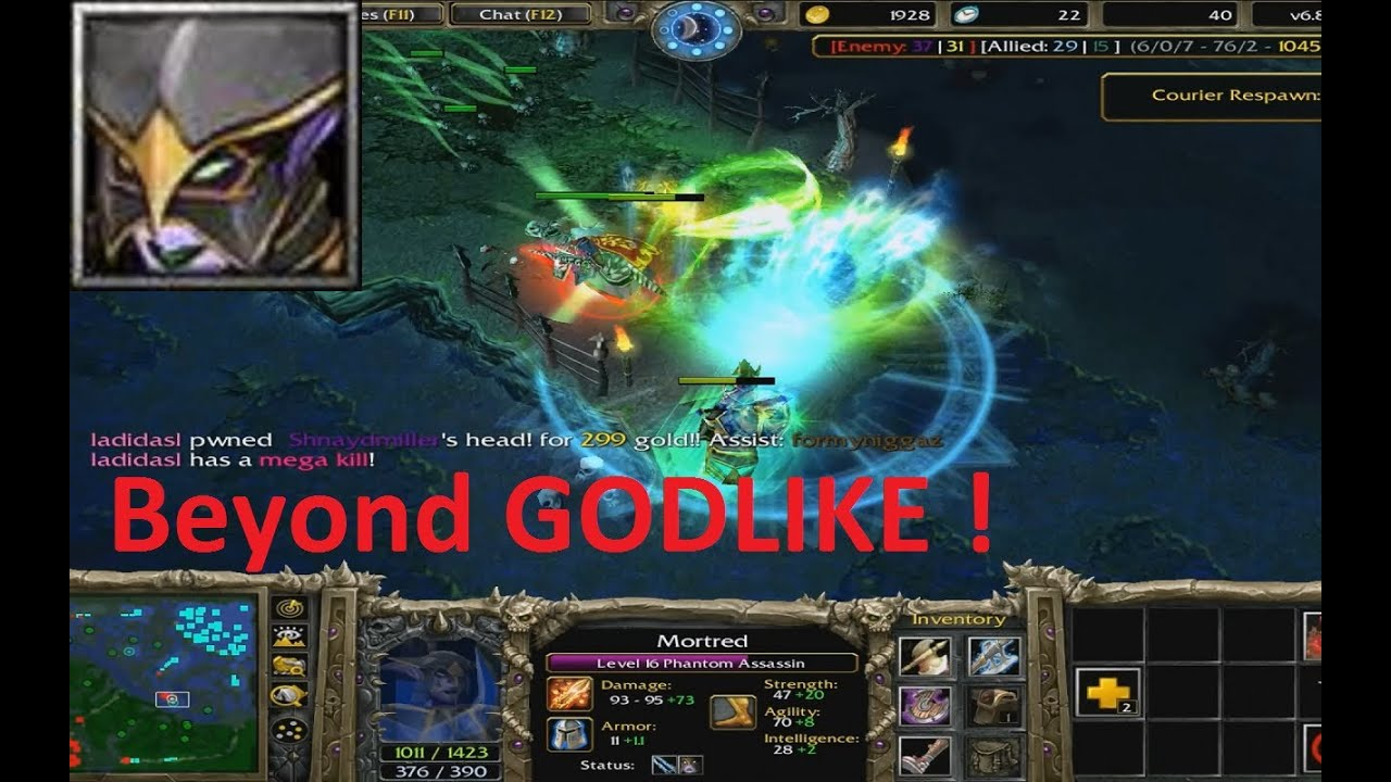 Images of Mortred Dota 1 Items Build - #rock-cafe