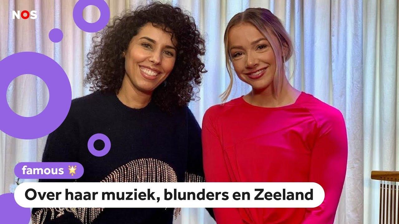 zangeres emma heesters beantwoordt vragen van kinderen