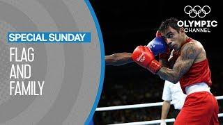 Meet The German Boxer Who Fights To Preserve His Armenian Heritage | Flag and Family