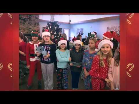 Happy Holidays from Cedar Falls Schools!