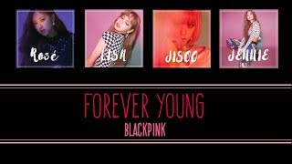 [認聲韓中字] BLACKPINK - FOREVER YOUNG