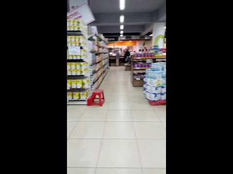 Supermarket in Douala Cameroon SPAR