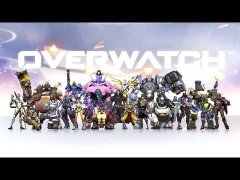 [Overwatch] Eichenwalde Trailer Music [1 Hour]