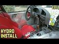 "HYDRO E-BRAKE INSTALL!!! : BMW E36 325i ""Sharkcar"" Drift Build Ep. 11"