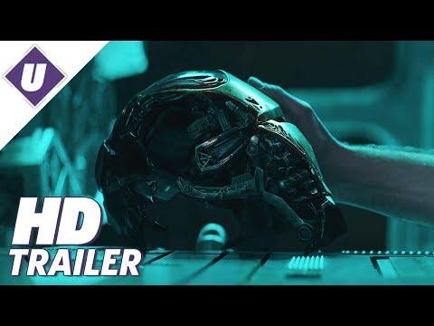 Avengers Endgame Official Trailer (2019)