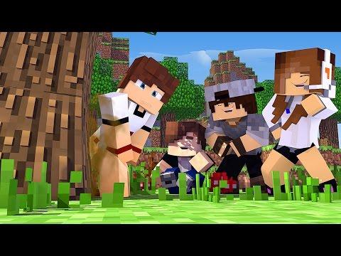 Minecraft: MURDER - MEU AMIGO FEZ COCÔ NO MATO!
