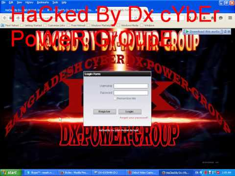 Hacked By DX Cyber Power GrouPe