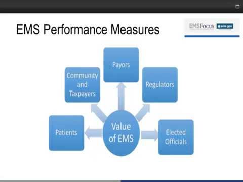 Using Data to Improve EMS Systems of Care
