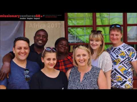 Africa 2017 with Missionary Ventures GB